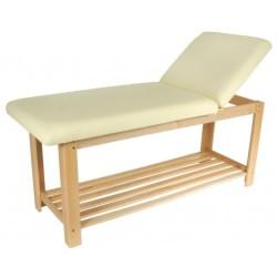 Массажный стол стационарный деревянный FIX-0B