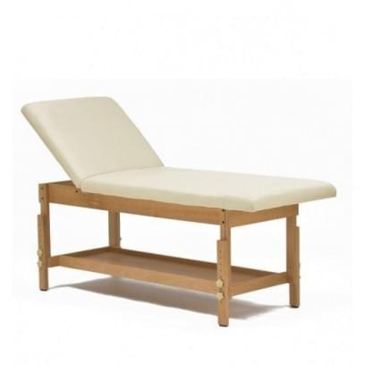 Массажный стол стационарный деревянный FIX-1A
